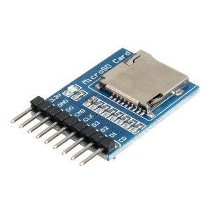Modulo Micro SD 9 Pins breakout board arduino