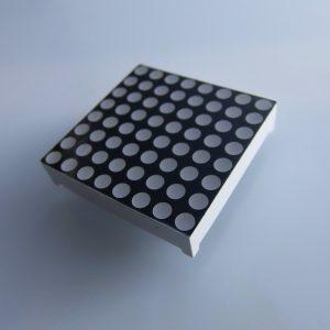 Display a Matrice Verde - Led Matrix Green 38mm Dot Display 8x8 Com Anode