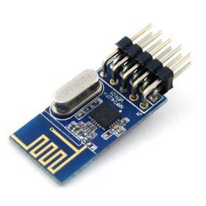 Pin outward NRF24L01 wireless Modulo, NRF24L01 RF Modulo 2.4G wireless communication Modulo pin outward