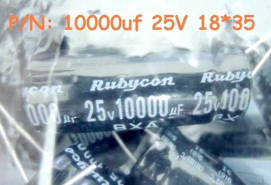 10000uf 25V 18*35 IC Circuiti Integrati
