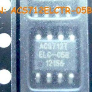 ACS712ELCTR-05B-T IC Circuiti Integrati