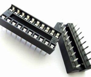 8 Pezzi 20P IC socket