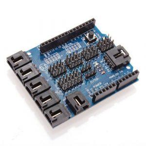 Arduino electronic building blocks, a dedicated Sensore Scheda Espansione V4