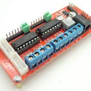 4 DC Motore driver Modulo, 4WD car, L293D Modulo / Arduino