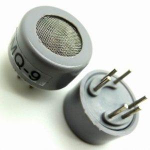 MQ-9, a carbon monoxide Sensore Modulo, gas Sensore