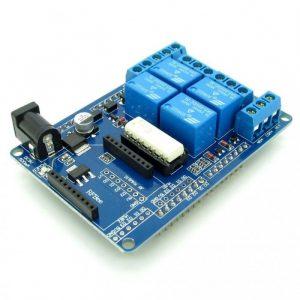 arduino 4 canali Relè Shield V1.3