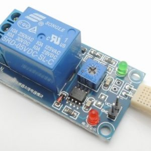 LM393 Indicator Light 1 canale Digitale Output Sensore Umidità Relè Modulo