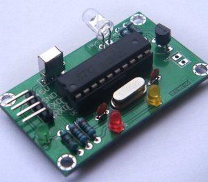 IR decoding coded wireless Seriale Ricetrasmittente Modulo