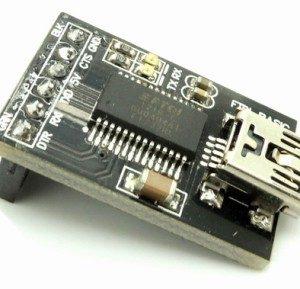 FTDI Basic Breakout Usb-ttl ASP 6 PIN 5v for MWC Multiwii , Arduino Pro Mini