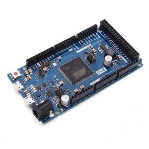 SCHEDA DUE ARDUINO COMPATIBILE Atmel SAM3X8E ARM 32bit Cortex-M3 CPU