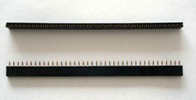 2 Pezzi Header Pin Femmina 2.0mm 1*40pins