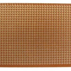 7x9cm Universal Single Side Copper Panel Prototipo PCB Board