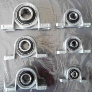 KP003 17-ID Cuscinetto in lega di zinco Miniature Vertical Cuscinetto