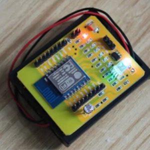 ESP-12 ESP8266 Seriale WIFI Plate Full IO Test Leads