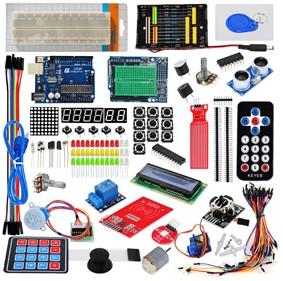 H032 UNO r3 Scheda di Sviluppo kit containing membrane keypad