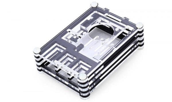 Raspberry Pi 2 and B+ Case With Fan