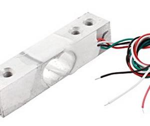 55*12.7*12.7 3 Hole 5Kg Rectangle Aluminium Alloy Mini Load Cell Weighting Pressione Sensore