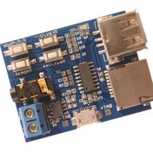 TF card U disk MP3 Format decoder board Amplificatore decoding audio Player Modulo