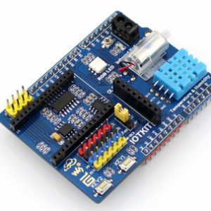 Cloud Control Smart Home function board per Arduino UNO NUCLEO