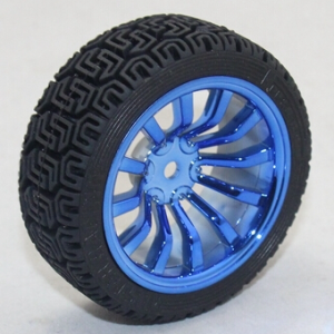 65MM Ruota Blue