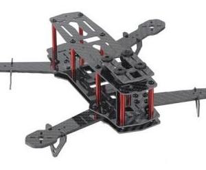QAV250 Carbon Fiber Quadcopter Frame Mini H Quad Frame