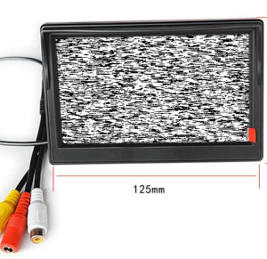 Snow Screen Display FPV 7-inch high-definition LCD monitor 800 * 480 HM Necessary Aerial Image Transmission