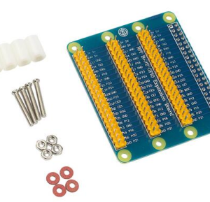 Raspberry Pi 3,Pi 2,Pi Model B+ GPIO Expansion Extension Board ,One Row to Be three Rows GPIO