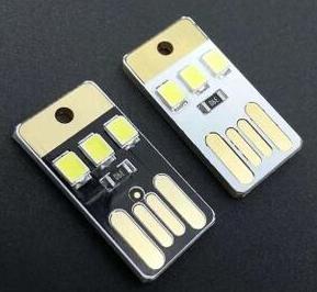 MINI USB LED