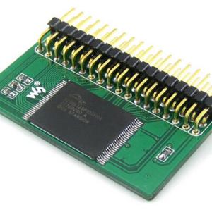 NorFlash Board (B) S29GL128P 128M Bit NorFlash Modulo Memory Storage Modulo Scheda di Sviluppo Kit
