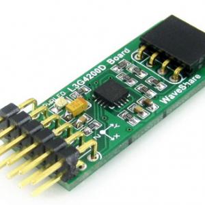 L3G4200D Board Three-Axis Digitale Output Giroscopio Angular Rate Sensore Modulo Board