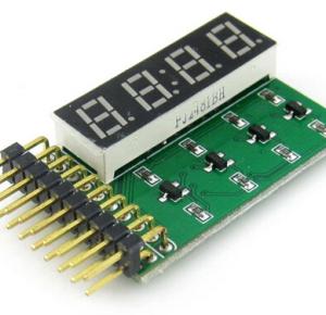 8 SEG LED Board Digitale Tube Display Modulo 4-Digit 8-Segment LED Display Board