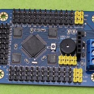 32 Canali Servo Motore Control Driver Board for Robot Project and Telaio Controller