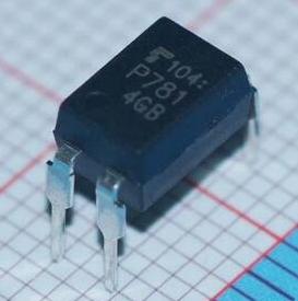 2 Pezzi TLP781-GB DIP-4