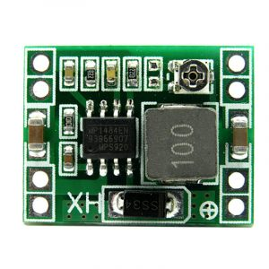 MP1484EN DC-DC Input Voltaggio 4.75V-23V Output Voltaggio 1.0V-17V peak output current 3A, long 1.8A. Dimensions 22.3MM*17.5MM*4