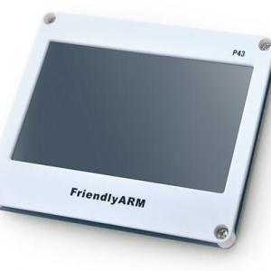 Display touchscreen LCD TFT FriendlyARM P43 da 4.3 Regolabile support Nanopi2 smart210 tiny210