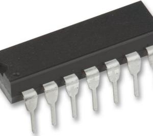 LM348N Amplificatore Operazionale, Quad, 1 MHz, 4, 0.5 V/µs, Da ± 4V a ± 18V, DIP, 14