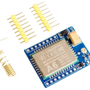 Mini A6 GPRS GSM Kit Wireless Extension Modulo Board Antenna Tested Super SIM800L