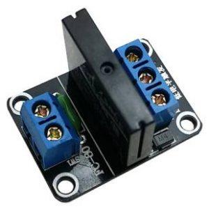 Relè a basso livello SSR a 5 canali 1 canale SSR con fusibile stabile 240 V 2A