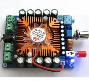 XH-M521 versione HIFI TDA7850 a quattro canali della scheda amplificatore di potenza 50W * 4