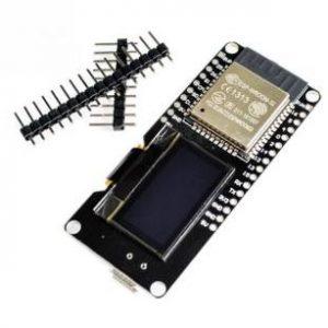 "0.96 ""Display OLED ESP-WROOM-32 ESP32 ESP-32 WIFI-BT per Arduino AP STA"