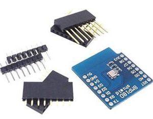 BMP180 Modulo sensore di temperatura BOSCH per D1 mini WIFI apprendimento bord