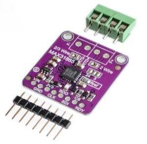 Rilevatore di temperatura di resistenza al platino RT3 MAX31865 PT100-PT1000
