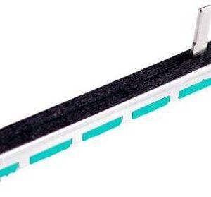 B50K Potenziometro scorrevole diritto a doppio canale