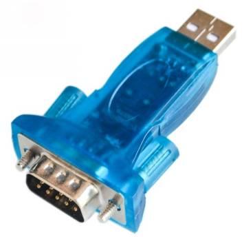 USB A PORTA SERIALE RS232 CAVO ADATTATORE CONNETTORE PORTA DB9 pin chip CH340