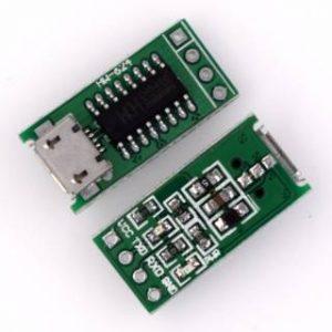 CH340C Porta seriale da USB a TTL / Modulo di download ISP / 51 STM32 Micro win7 10 CH340T