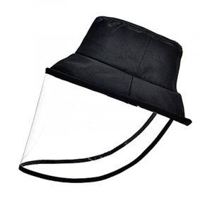 Cappello da pescatore rimovibile antischiuma ADULTO